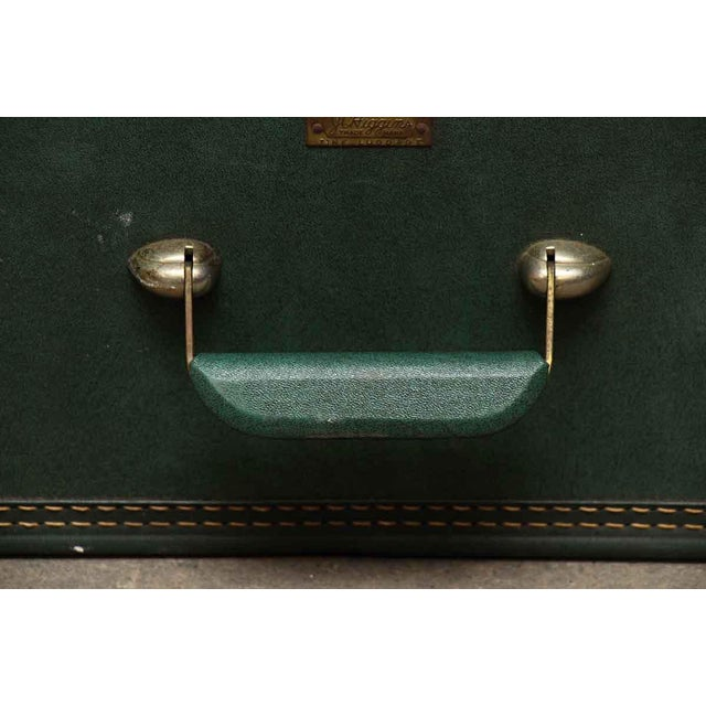 JC Higgins Green Suitcase - Image 5 of 10
