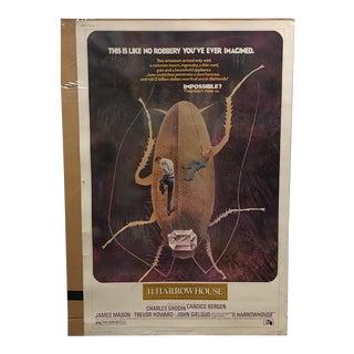 "20th Century Fox ""11 Harrow House"" Vintage Movie Poster"