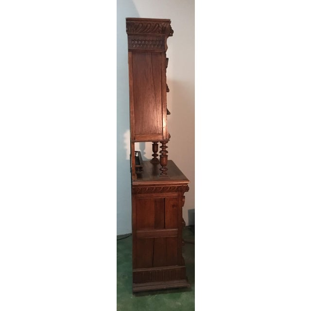 19th Century Belgian Hunt Cabinet For Sale - Image 12 of 13