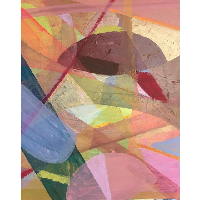 Abstract Brenna Giessen Abstract Original Painting For Sale - Image 3 of 3