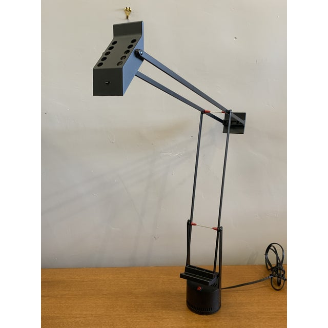 1970s 1970s Tizio Task Lamp by Richard Sapper of Artemide For Sale - Image 5 of 8