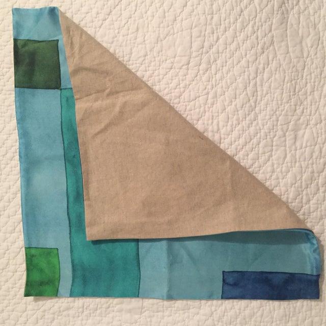 West Elm Roar + Rabbit Colorblock Pillow Cover - Image 4 of 7
