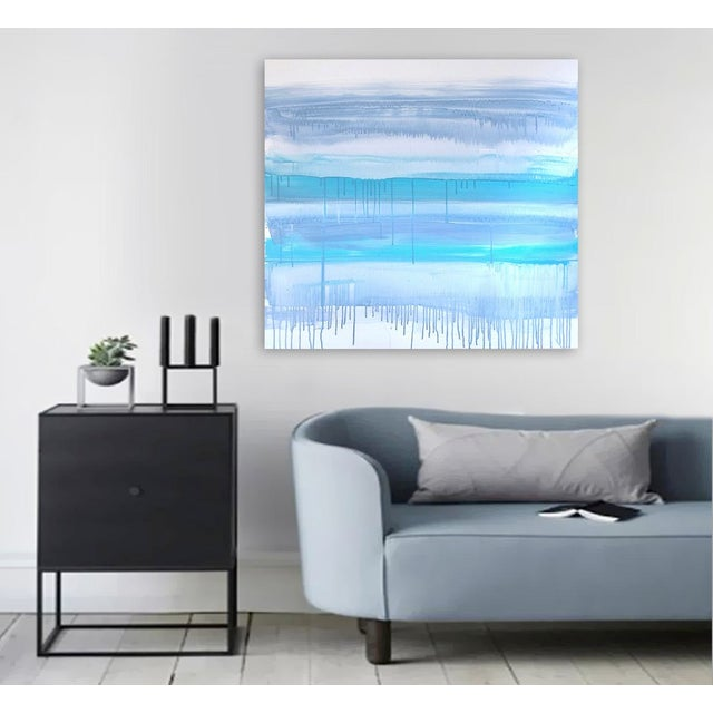 "Linnea Heide ""Windwalker"" Original Abstract Painting - Image 2 of 6"