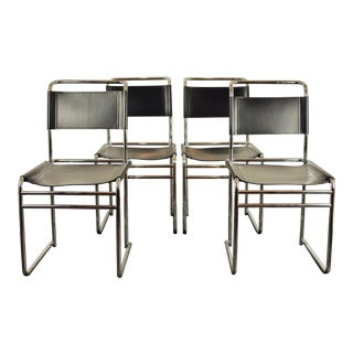 Vintage Breuer B5 Chairs - Set of 4 For Sale
