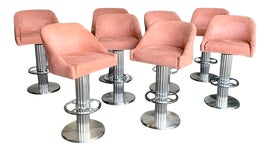 Image of Art Deco Bar Stools