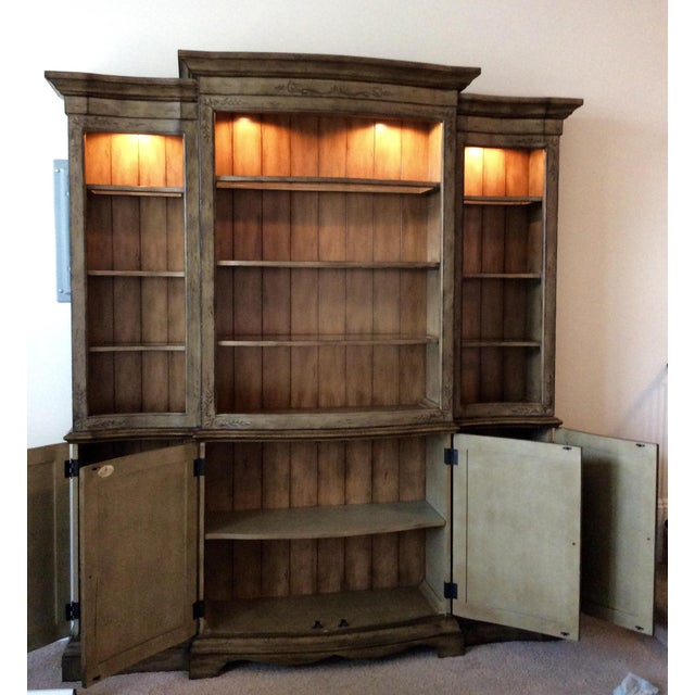 Media Entertainment Credenza by Hooker (Seven Sea's) For Sale - Image 5 of 12