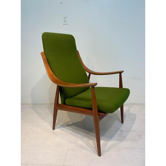 Mid Century Modern Peter Hvidt & Orla Mølgaard-Nielsen for John Stuart Lounge Chair For Sale - Image 13 of 13
