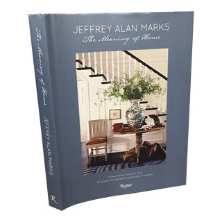 2013 'The Meaning of Home' Book by Jeffrey Alan Marks, Rizzoli For Sale