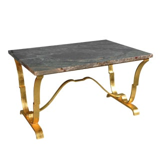 Raymond Subes French Console /Centre Table For Sale
