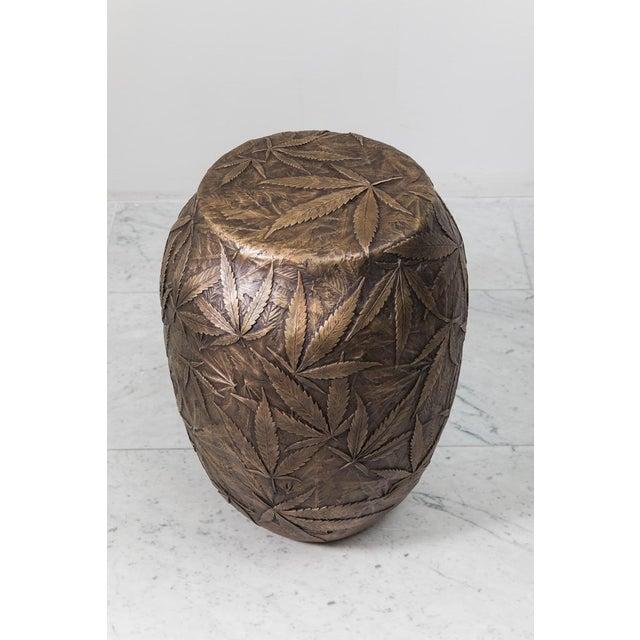 Contemporary Erin Sullivan, Flora Series, Cannabis Stool, Usa, 2018 For Sale - Image 3 of 7