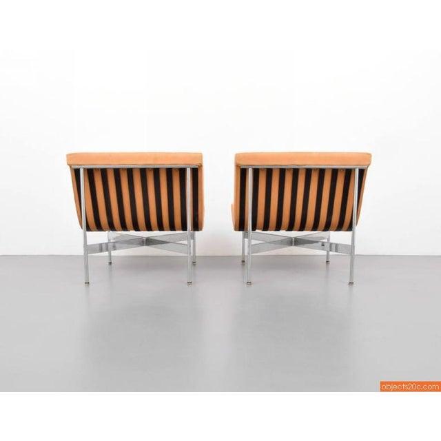 Pair Of William Katavolos, Ross Littell & Douglas Kelley New York Lounge Chairs - Image 5 of 6