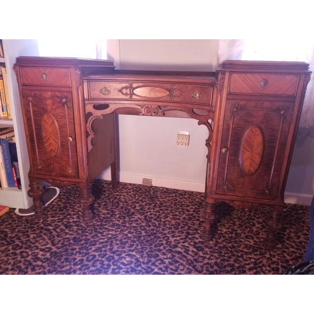 Williamsport Furniture Manufacturing Company Pennsylvania Vanity There are many things to love about this early Century,...