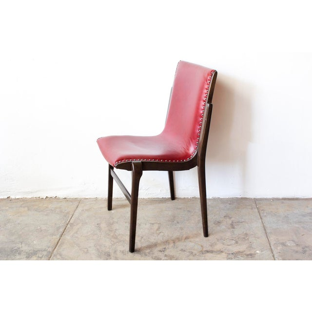 Mid-Century Modern Kungsor Stolen Bentwood Swedish Side Chairs - a Pair For Sale - Image 3 of 7