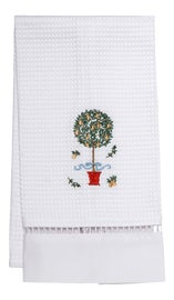 Image of Fabric Bathroom Towels and Textiles