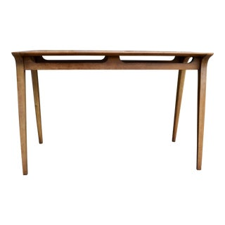 1959 Mid Century Modern Drexel Profile Sofa Console Table For Sale