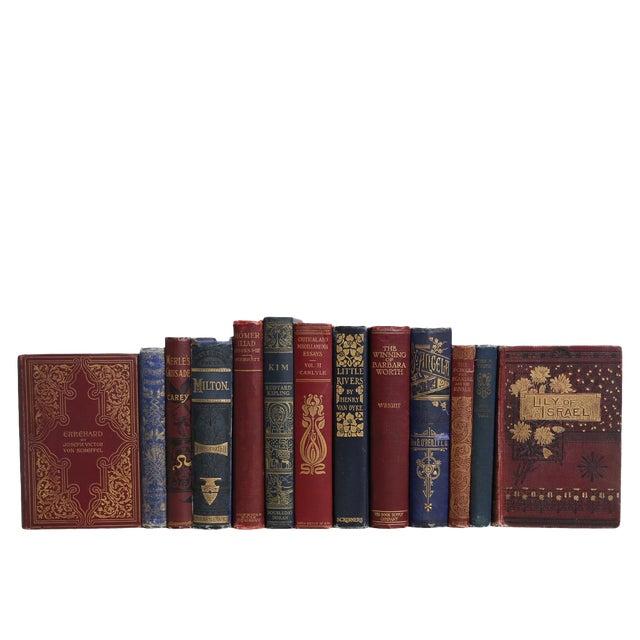 Ornate Crimson & Sapphire Selections For Sale