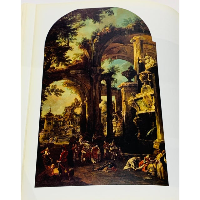 The Glory of Venice Art in the Eighteenth Century Large Format Art Book For Sale - Image 4 of 12