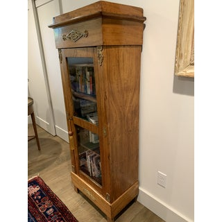 19th Century Antique French Lemon Wood Cabinet Preview