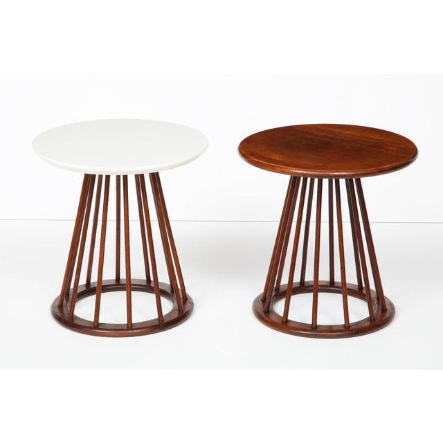 Danish Modern Arthur Umanoff Side Tables for Washington Woodcraft - Set of 2 For Sale - Image 3 of 13