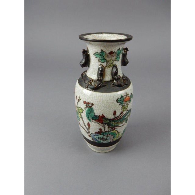 Antique Chinese Celadon Vase For Sale - Image 9 of 11