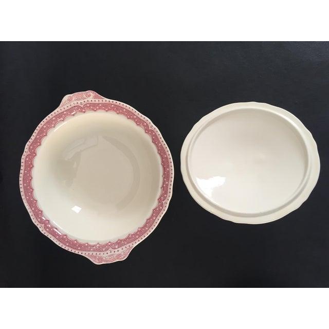 Vintage Avon Pattern Grindley-England Serving Dishes - Set of 3 For Sale - Image 4 of 9