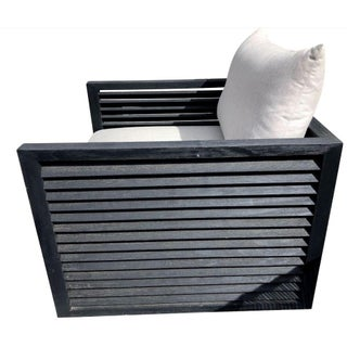 Louver Outdoor Armchair by Harbour Outdoor Preview