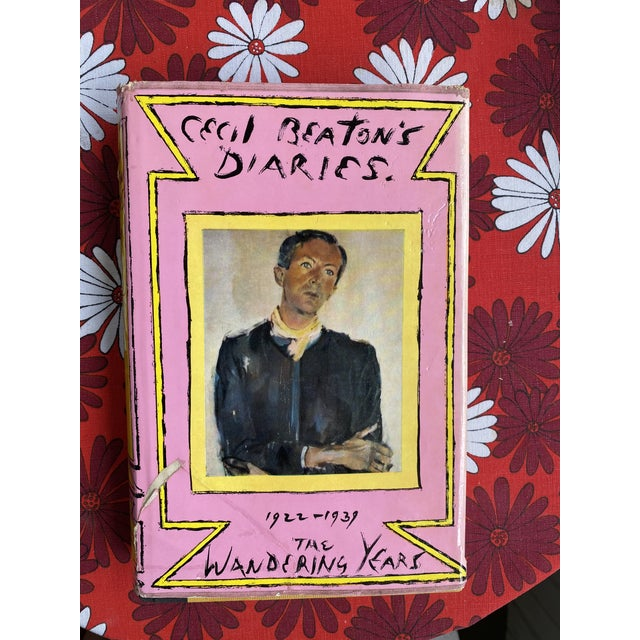 Cecil Beaton's Diaries the Wandering Years First Edition Book For Sale - Image 13 of 13