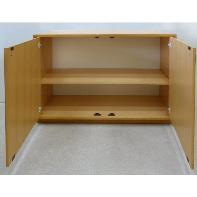 Mid-Century Maple Dresser or Cabinets by Jack Cartwright for Founders Furniture - Image 5 of 10