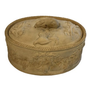 19th Century English Baking Game Tureen For Sale