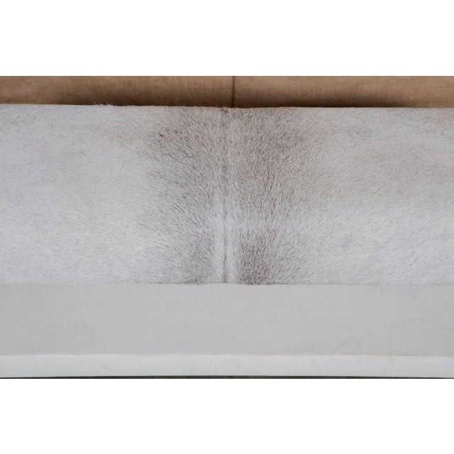 Modern Yves Lucite Benches For Sale - Image 4 of 10