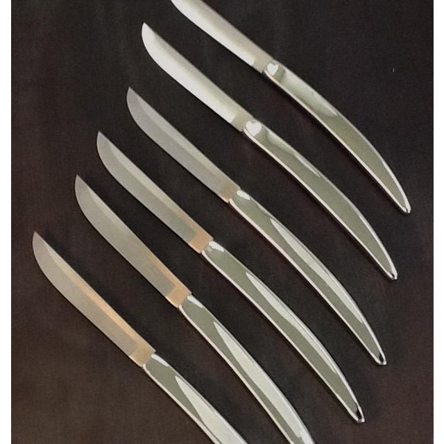 Vintage Carvel Hall Steak Knives - Set of 6 - Image 3 of 6