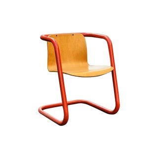 1970s Vintage Red Kinetics 100/300 Chair For Sale