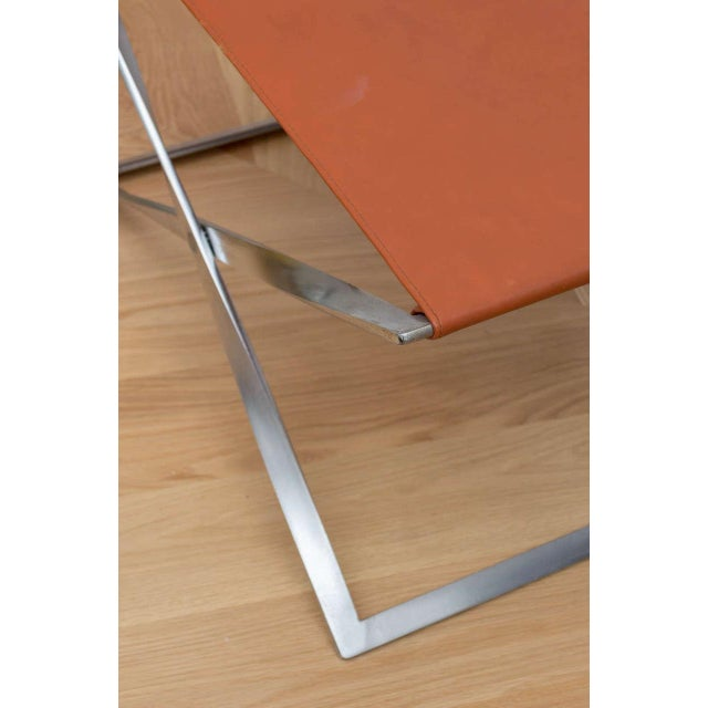 "Poul Kjaerholm ""Pk91"" Folding Stool - Image 4 of 10"
