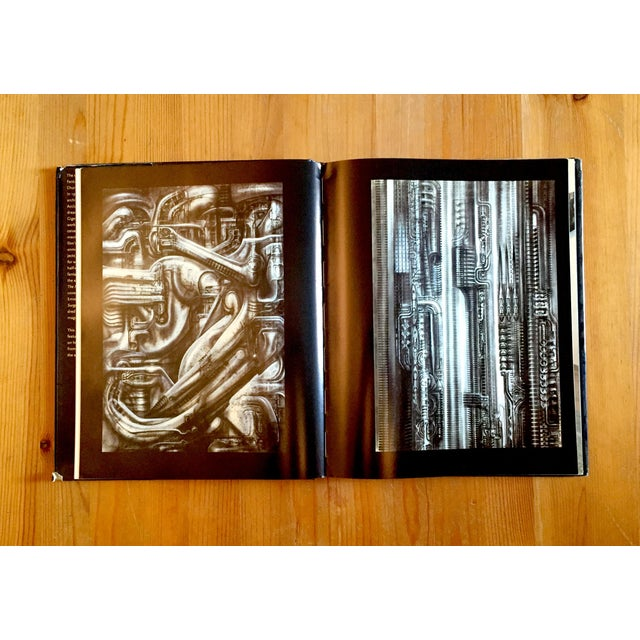 Www Hr Giger Dot Com, 1st Ed. Taschen Art Book For Sale - Image 4 of 8