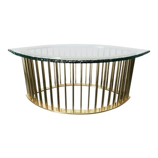 Fabio Ltd Etched Coffee Table For Sale