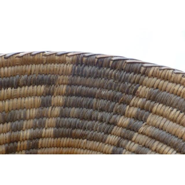 Antique Apache Basket Circa 1890-1920 - Image 5 of 11