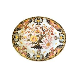 Royal Crown Derby Large Serving Platter