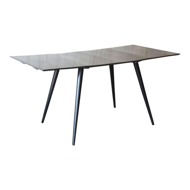 Paul McCobb Planner Group Ebonized Dinette Table For Sale