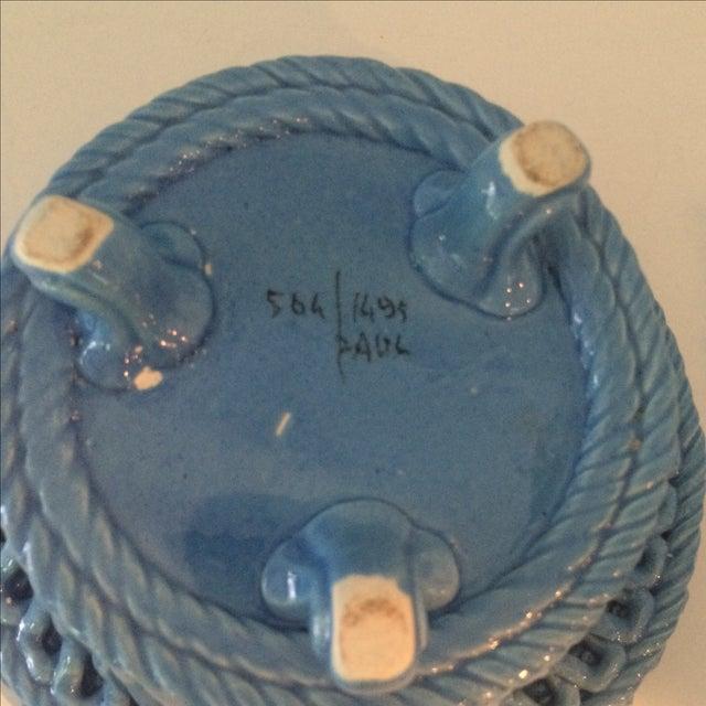 Blue Italian Potpourri Covered Dish - Image 6 of 9