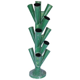 French Flower Market Bouquet Holder For Sale