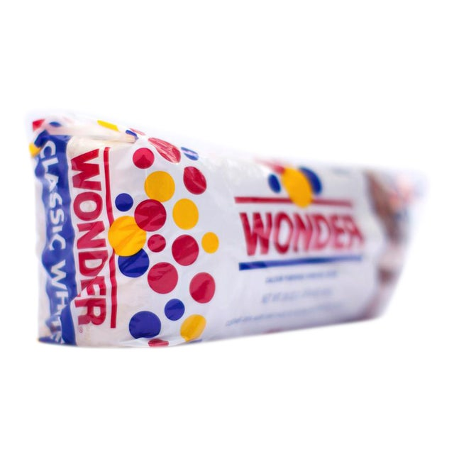 Wonder Bread Side Photograph - Image 1 of 4
