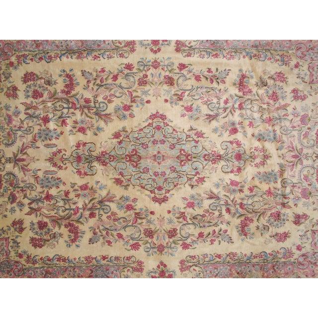 """Leon Banilivi Lavar Kerman Carpet - 9'7"""" X 14'4"""" - Image 4 of 6"""
