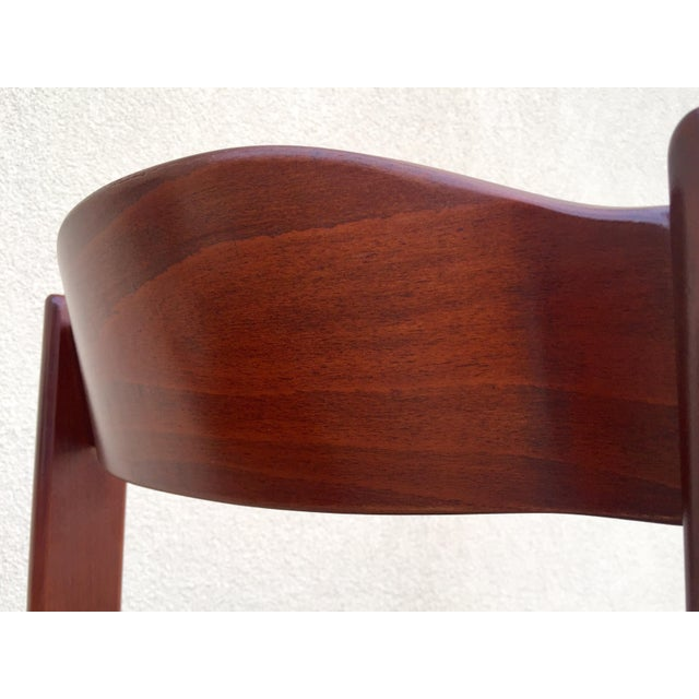 Restored Mid-Century Modern Dining Chairs - 4 - Image 7 of 8