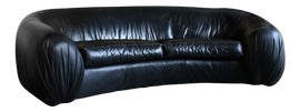 Image of Curved Couches & Sofas