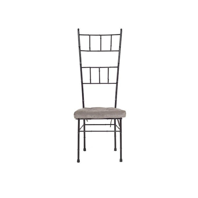 Mid-Century Bamboo Dining Chairs - Set of 6 - Image 6 of 6