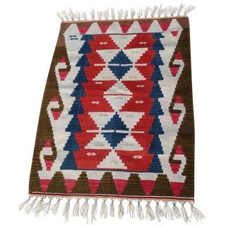 Anatolian Kilim Rug - For Sale