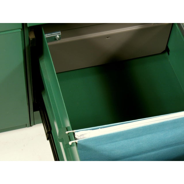 Haworth File Cabinets - Set of 4 - Image 6 of 11