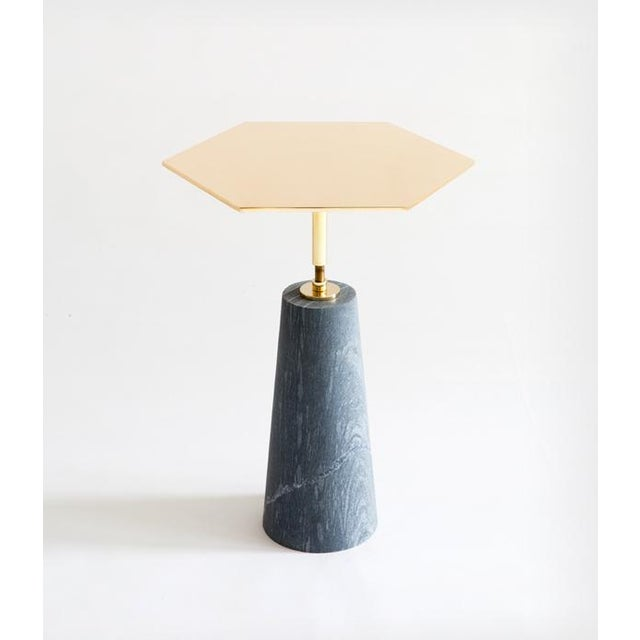 Not Yet Made - Made To Order Egg Collective Hawley Side Table For Sale - Image 5 of 5