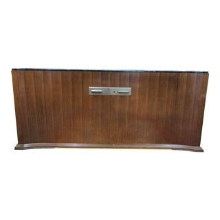 20th Century French Labradorite Top Credenza For Sale