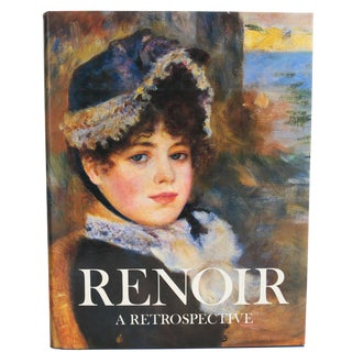 """Renoir: A Retrospective"" Illustration Book"